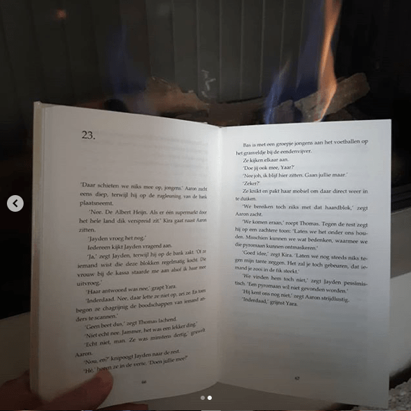Boekenbazen op Instagram
